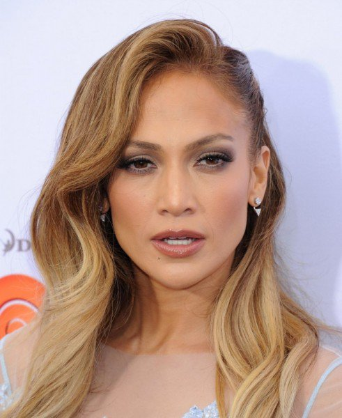 JLO at Los Angeles premiere of Home 2015