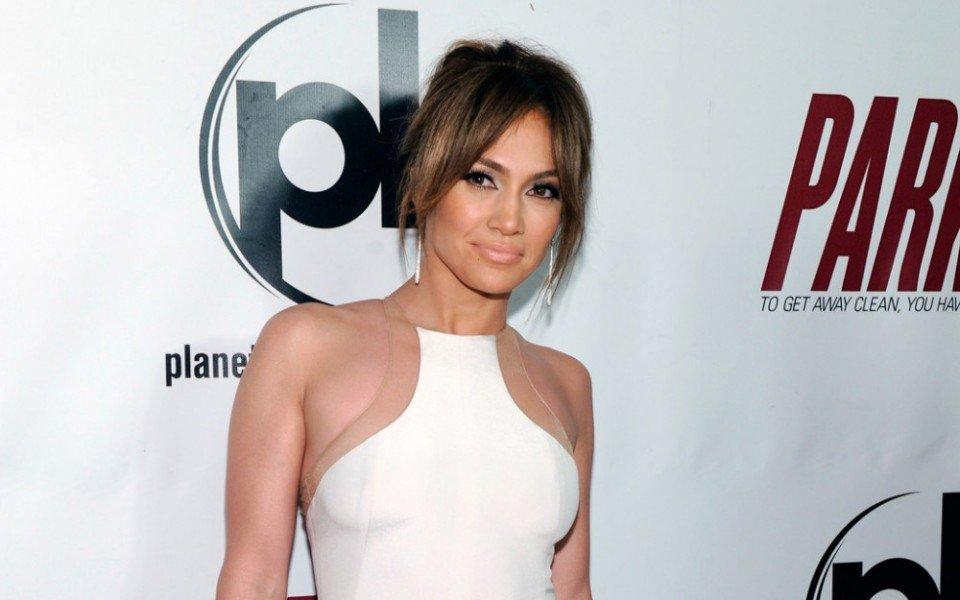 Jennifer Lopez at Parker Premiere 2013