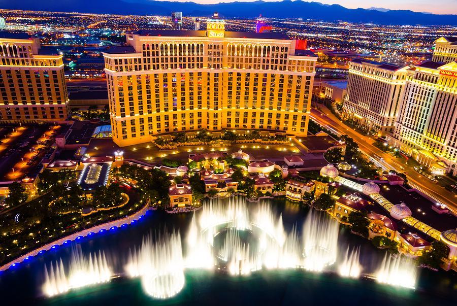 Las Vegas Bellagio Las Vegas