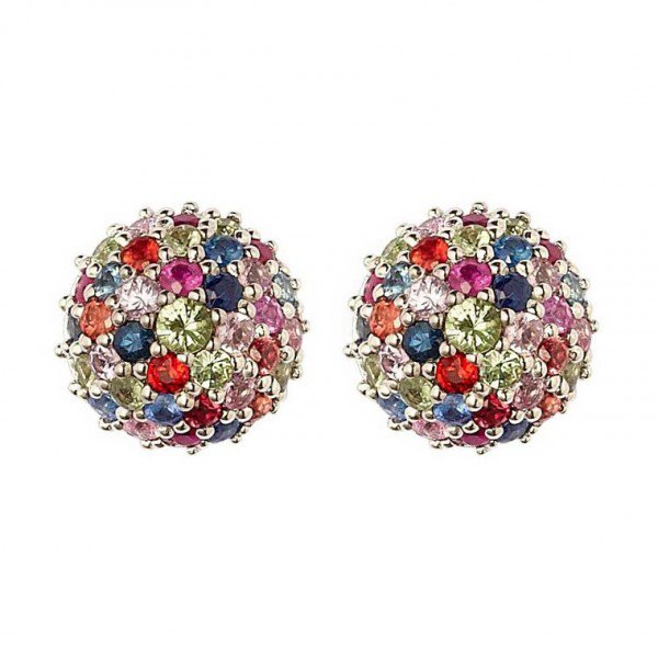 Matthew Campbell Laurenza Earrings