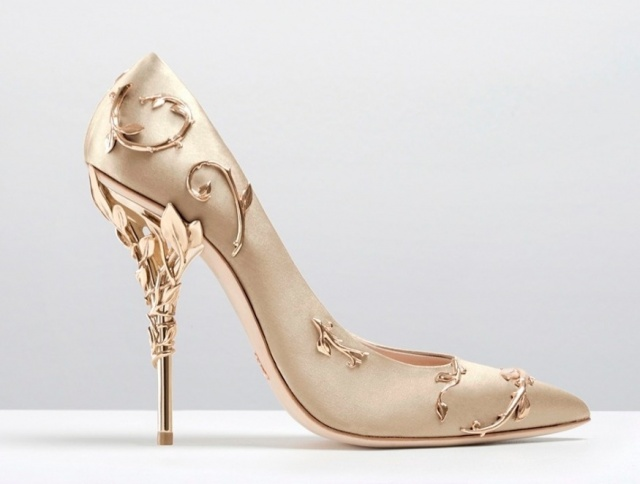 RALPH&RUSSO PUMPS