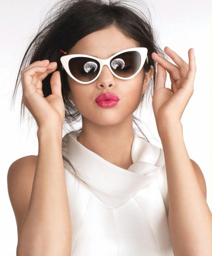 Solar and women glasses