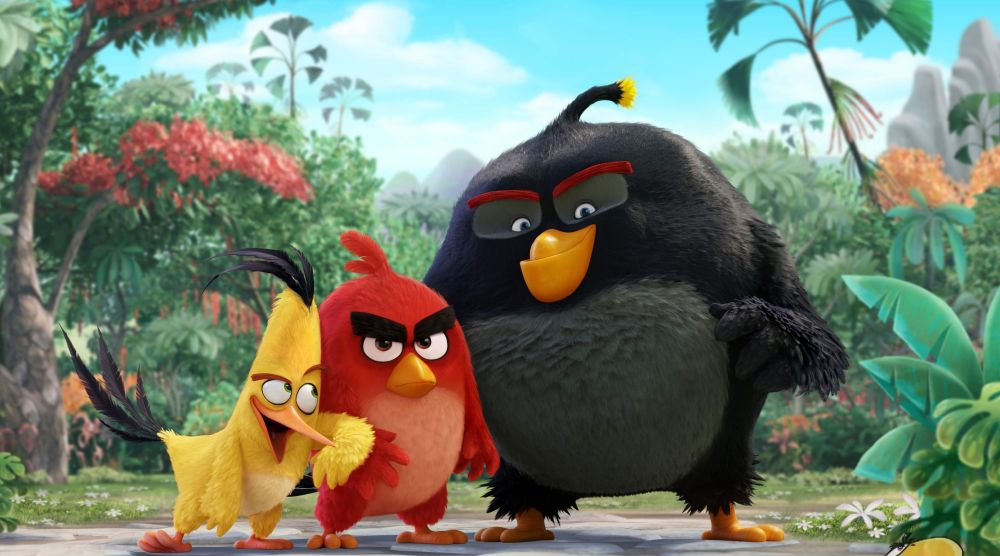 The Angry Birds Movie (3)