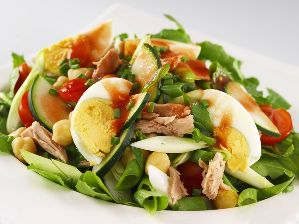 Tuna-and-egg-salad