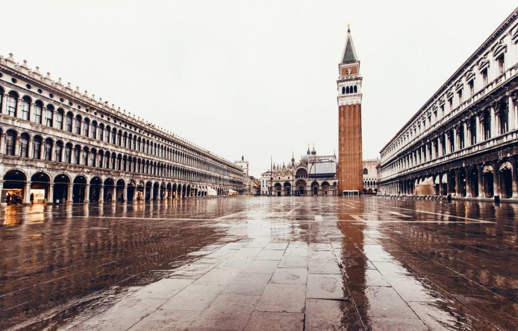 Venice, Italy Piazzo San Marco