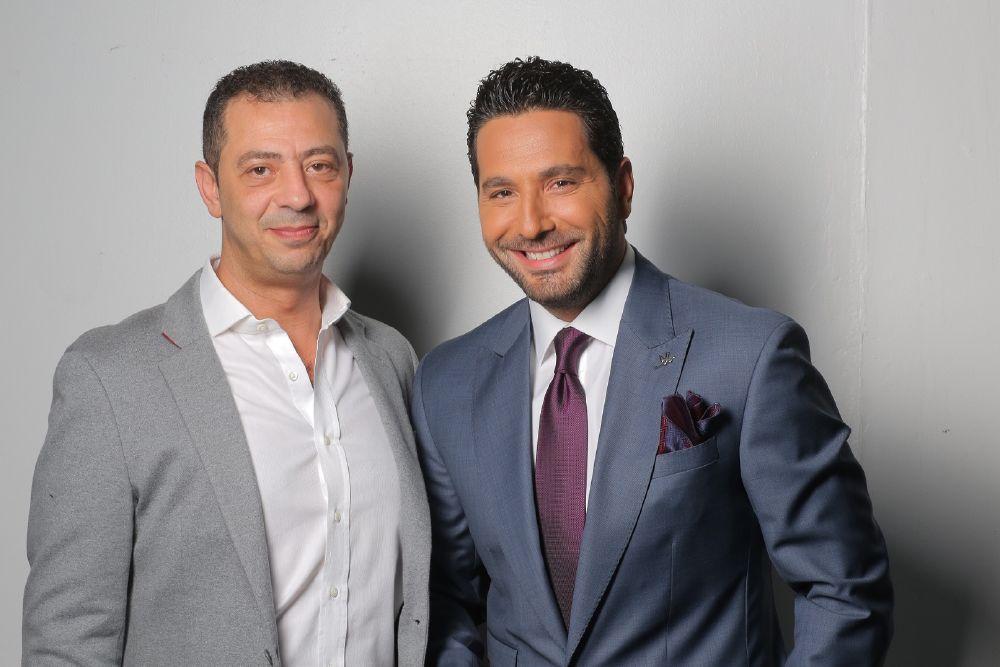 resized_المنتج اياد نجار والاعلامي وسام بريدي