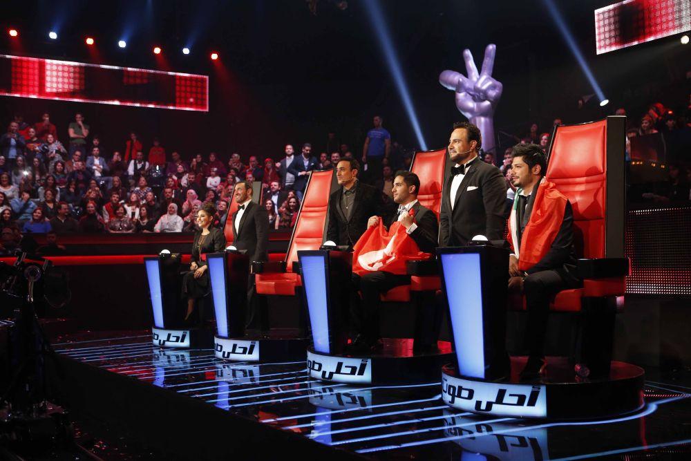 resized_MBC1 & MBC MASR the Voice S3 - Finale - Coaches & Finalists