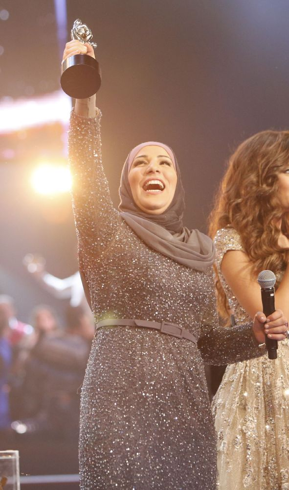 resized_MBC1 & MBC MASR the Voice S3 - Finale - winner Nidaa Charara