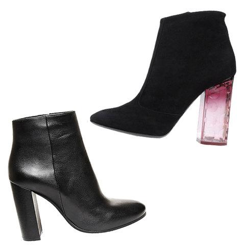 أحذية سوداء  (1)