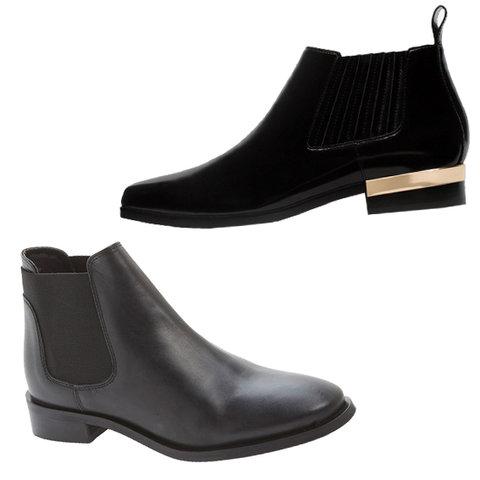 أحذية سوداء  (10)