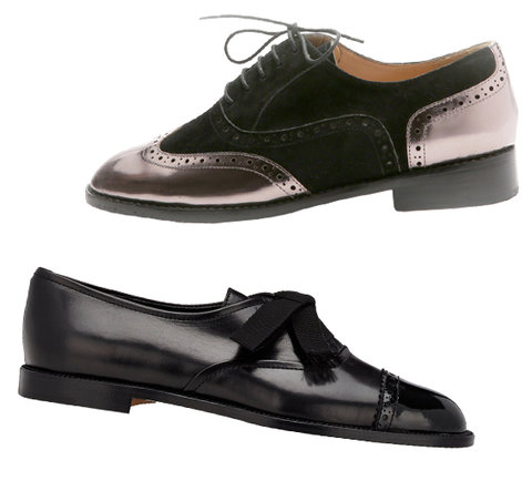 أحذية سوداء  (4)