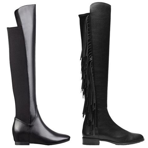 أحذية سوداء  (5)