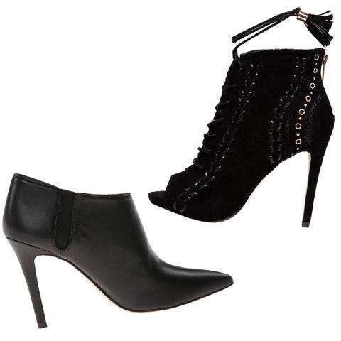 أحذية سوداء  (6)