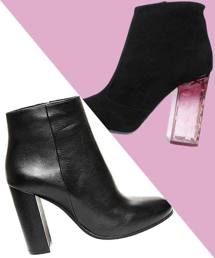 أحذية سوداء  (7)