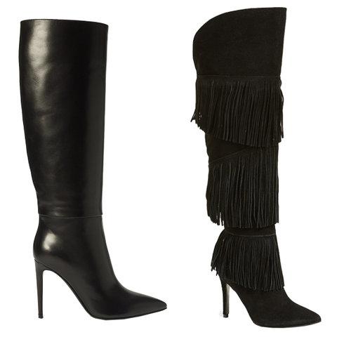 أحذية سوداء  (8)