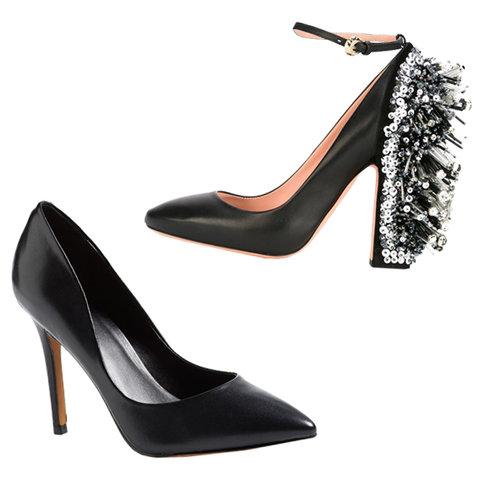 أحذية سوداء  (9)