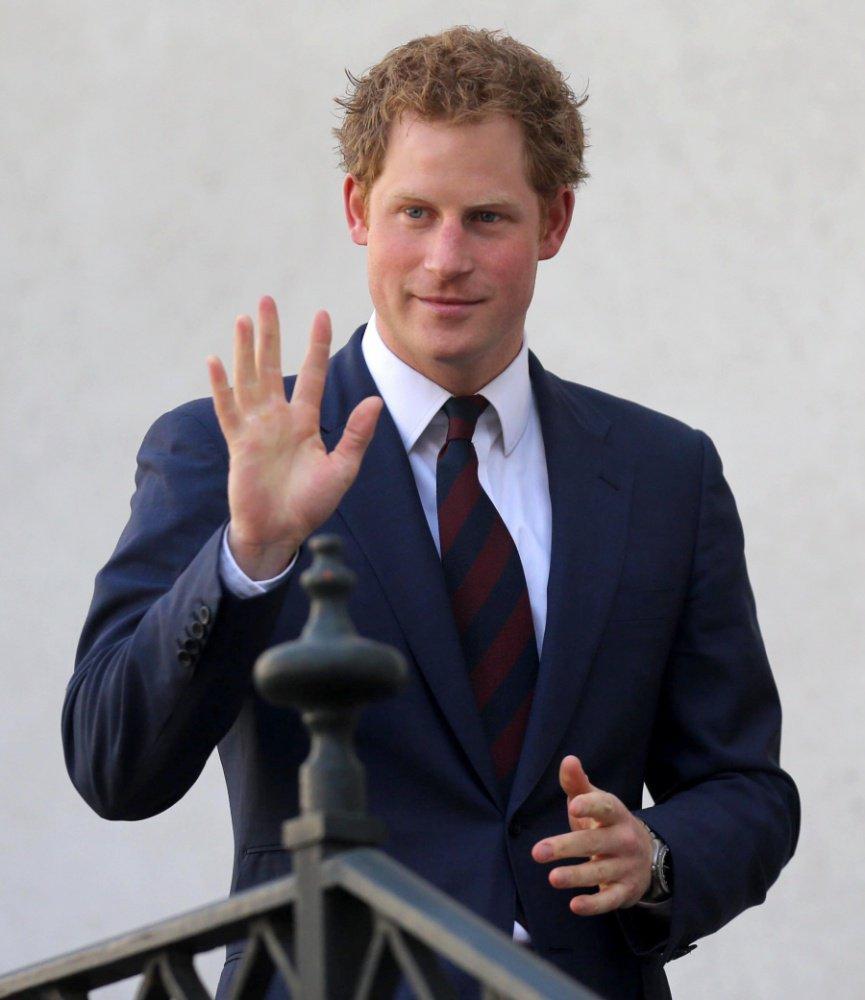 الأمير هاري (1)