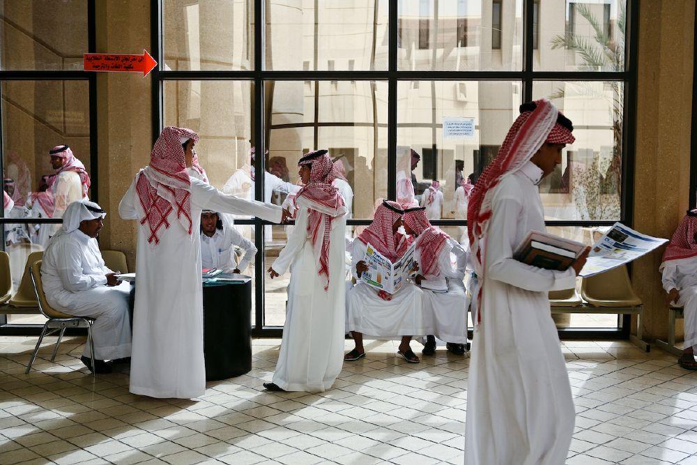 السعوديون يغردون حول عودة الأسئلة المركزية  (2)