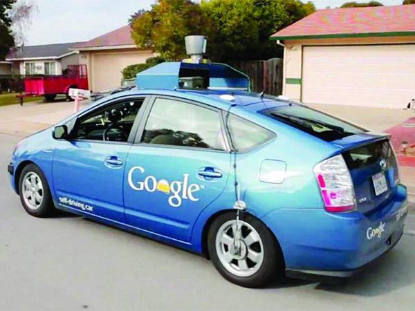 السيارات ذاتية القيادة (1)