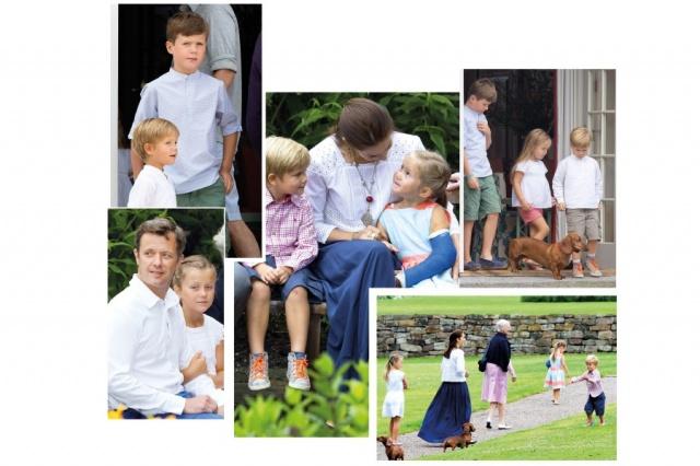 العائلة الملكية الدنماركية
