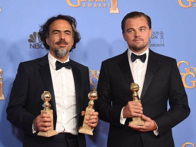 جائزة أفضل فيلم درامي فيلم  The Revenant