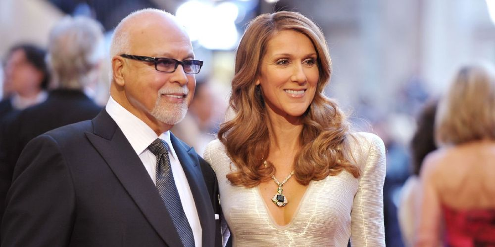 رينيه انجيليل  وزوجته سيلين ديون (1)