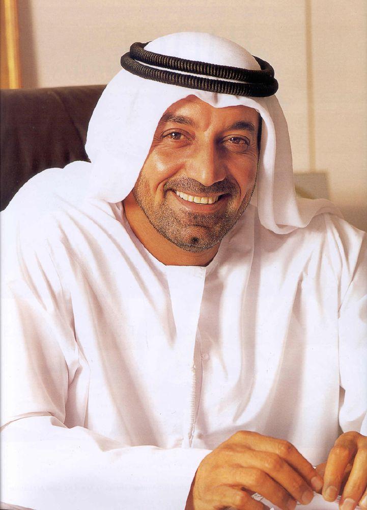 سمو الشيخ أحمد بن سعيد آل مكتوم