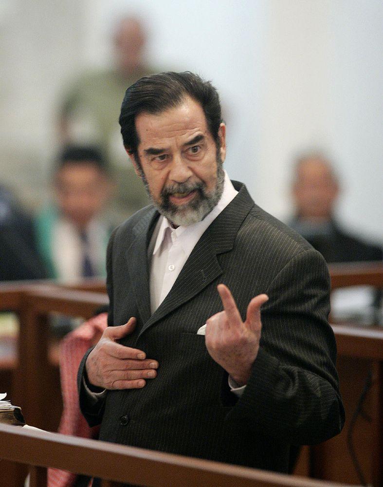صدام حسين (2)
