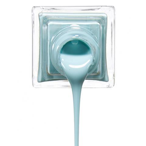 طلاء الأظافر بألوان الباستيل (6)