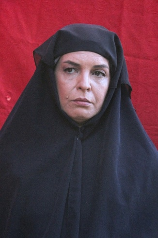 نجمات بالملاية الشامية (10)