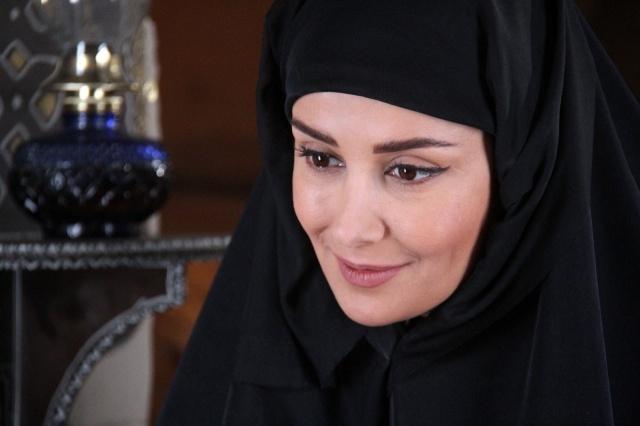 نجمات بالملاية الشامية (3)