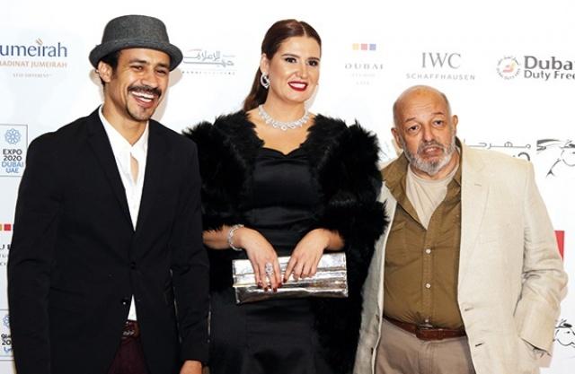 هنا شيحا بين المخرج محمد خان وأحمد داود