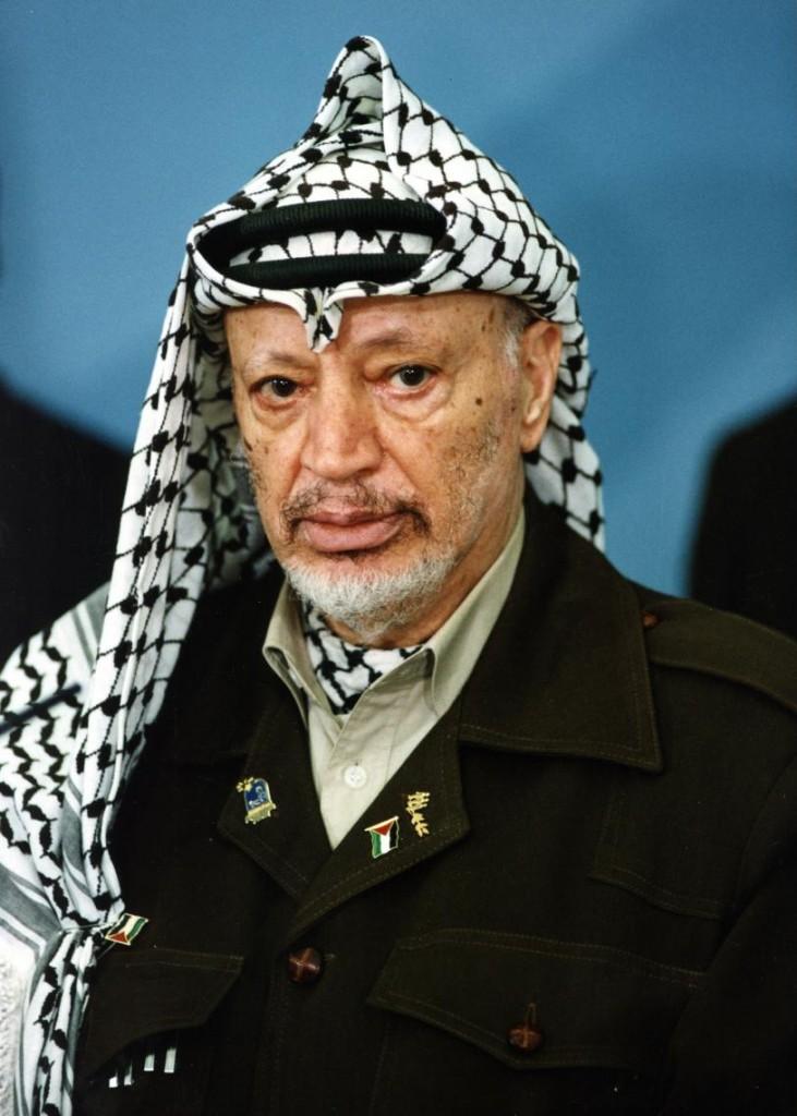 Arafat, Yassir - Politiker, Palaestina