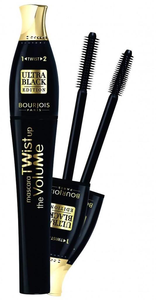 Bourjois - Twist Up The Volume Ultra Black mascara - AED 84