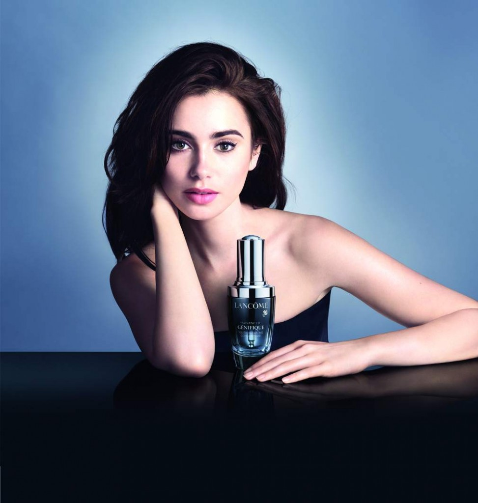 GENEF All Stars Lily Collins International Visual