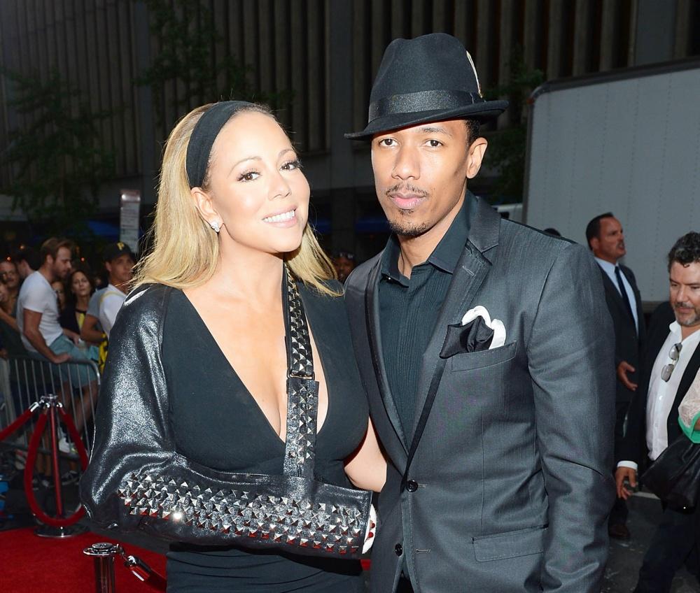 Mariah Carey, Nick Cannon  (5)