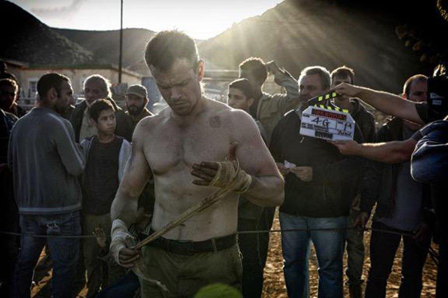 Untitled Jason Bourne Movie (July 29)