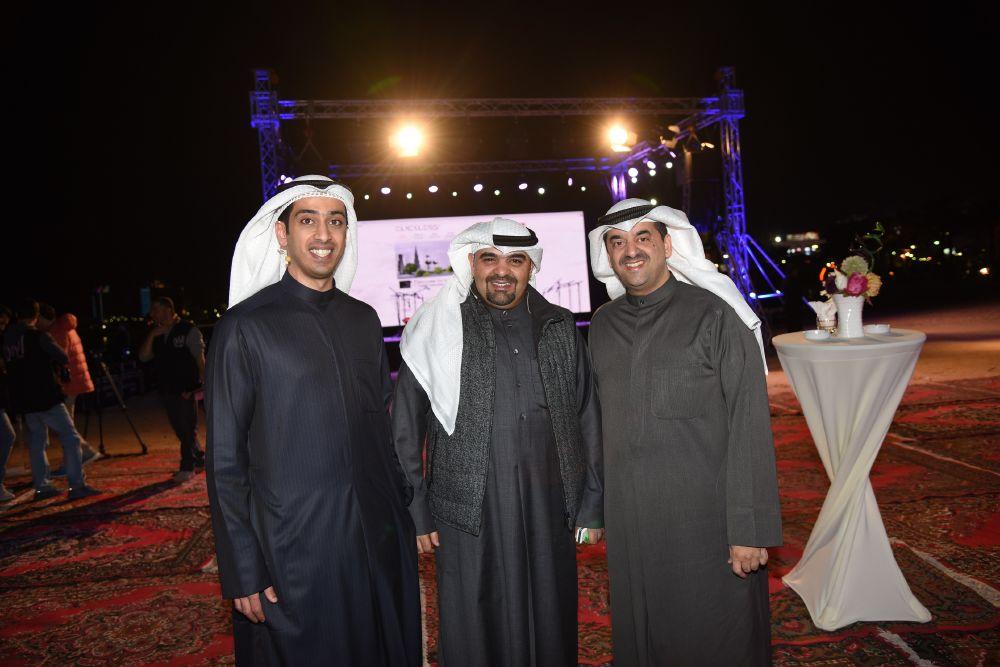 resized_وليد الخشتي، نواف الشرقاوي، ناصر المساعيد