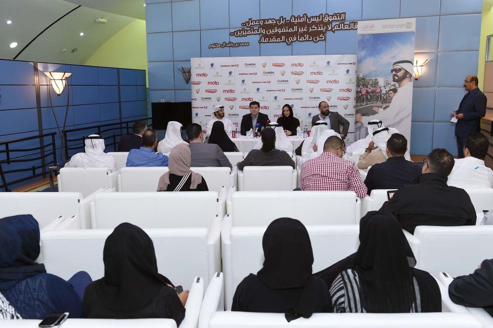 resized_Dubai Sports Council & Desert Force Press Conference - 18.01.16 - (2)