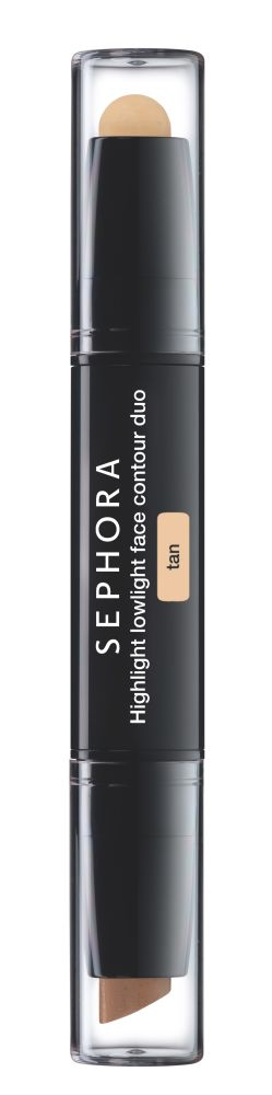 resized_Highlight Lowlight Face Contour Duo Crayon Tan 2- AED 90