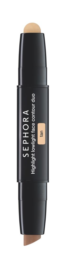 resized_Highlight Lowlight Face Contour Duo Crayon Tan- AED 90