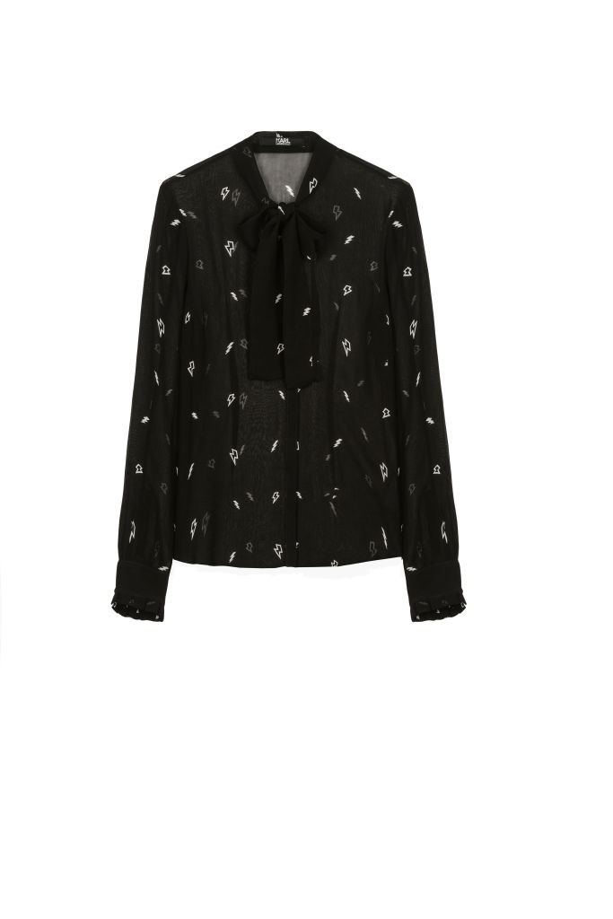 resized_LIGHTNING BOLT PRINT BLOUSE