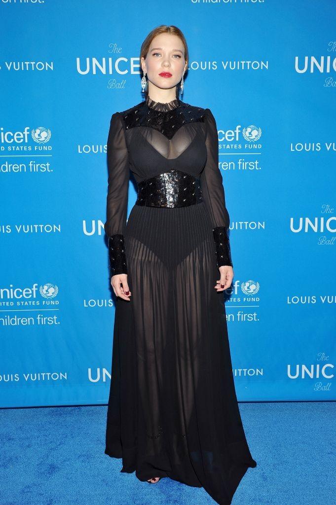 Multi-Grammy Award Winner Mariah Carey Headlines Sixth Biennial UNICEF Ball Honoring David Beckham and C. L. Max Nikias - Red Carpet