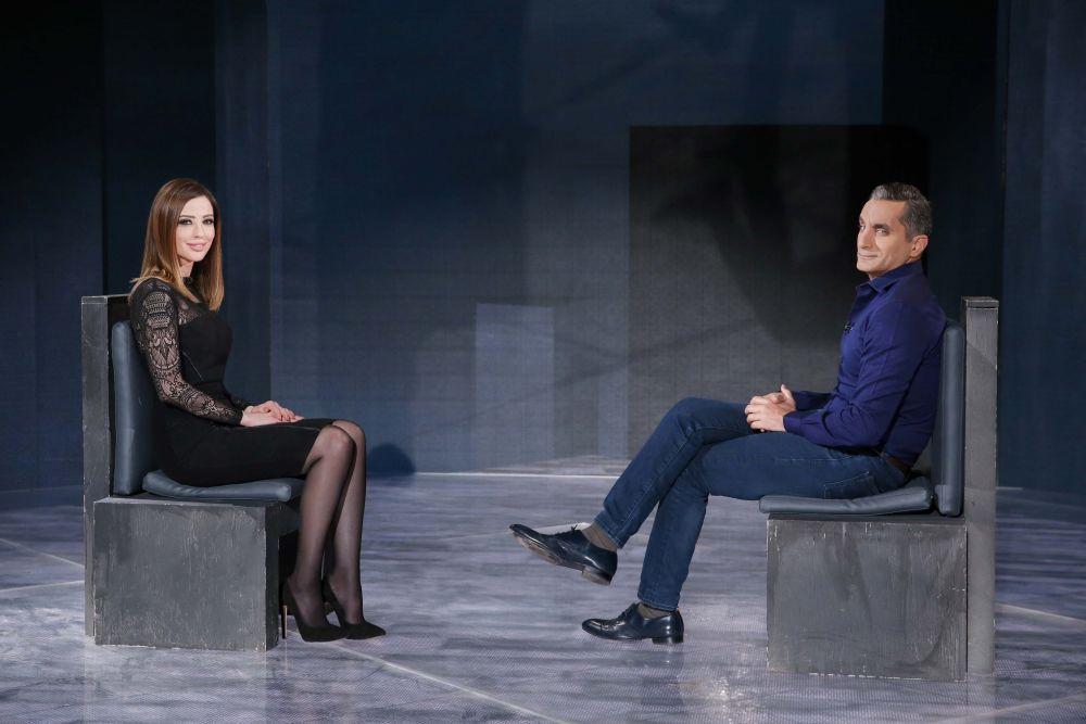 resized_MBC1 Al Mataha - Wafaa El Kilany & Bassem Youssef (1)