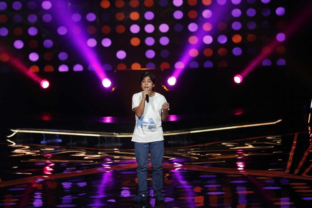resized_MBC1 & MBC MASR - the Voice Kids - Blind 1 - Tamer's team - Mohamad Aziz Al Hdeijy