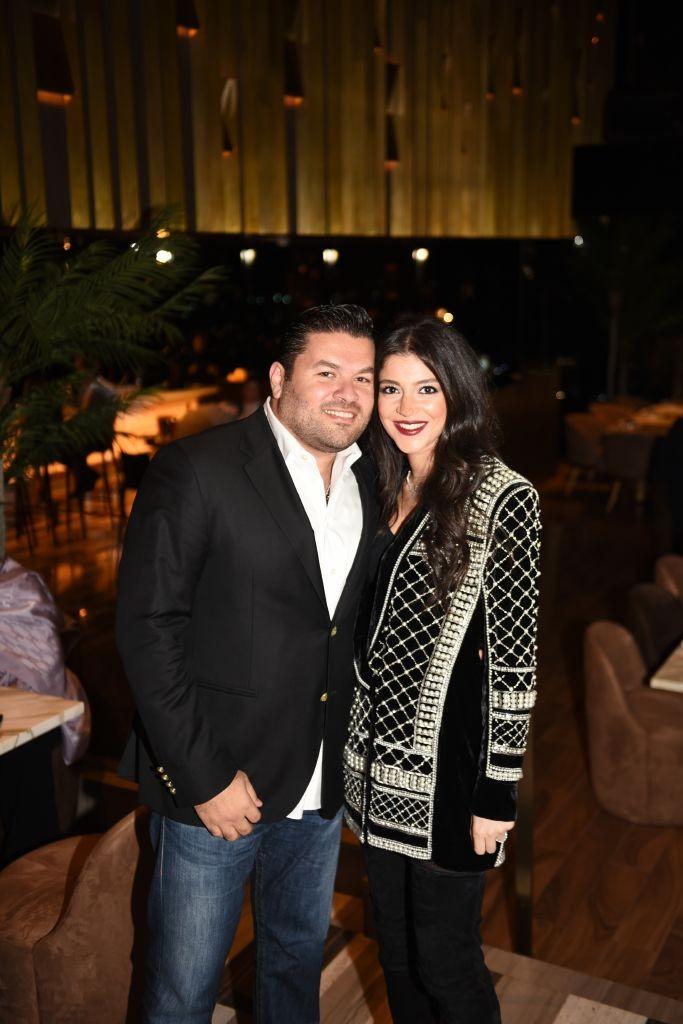 resized_Mr Ray Nohra & Mrs Nohra