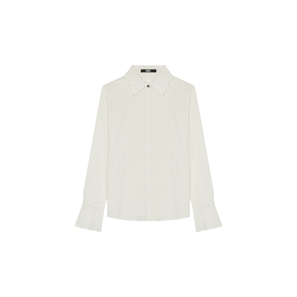 resized_POPLIN VOLANT CUFF BLOUSE