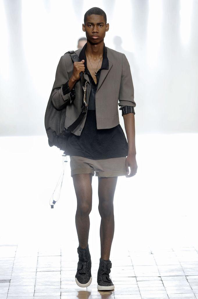 LANVIN  _Menswear spring summer 2016 Paris june 2015
