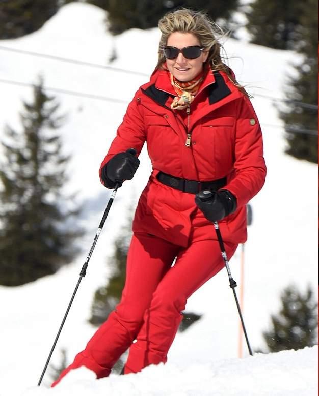 الملكة ماكسيما تذهب لقضاء عطلتها الشتوية في النمسا  (15)