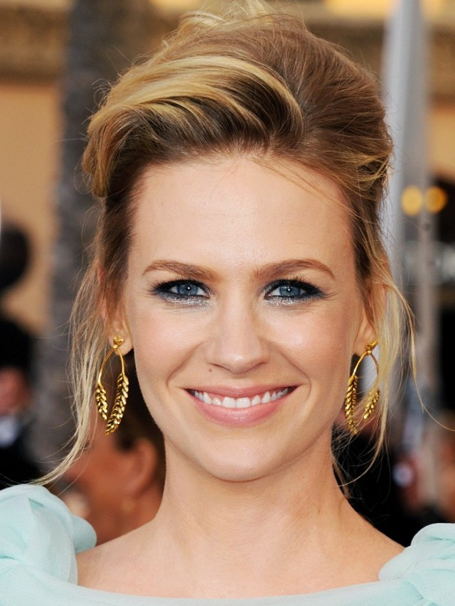 2016-sag-awards-the-best-beauty-looks-January Jones